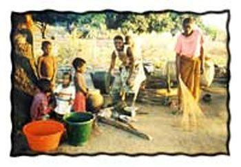 Kwaza village.