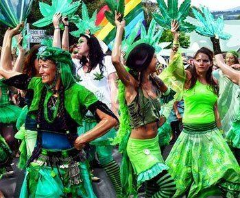 Nimbin Mardi Grass festival