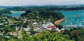 Russell, Bay of Islands, Northland, New Zealand