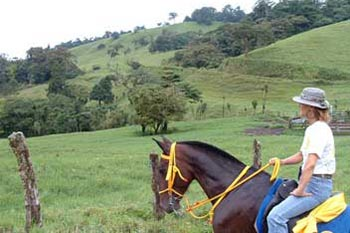 Costa Rica Escape — on Horseback