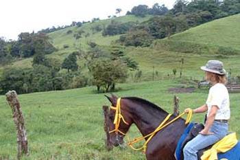 Costa Rica Escape — on Horseback