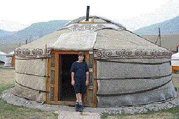 A Yurt-Stay in Kyrgyzstan