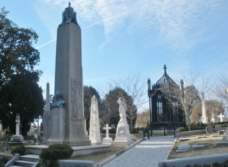 Richmond's Hollywood Cemetery is a must-see for anyone who loves history. John Soos photo.