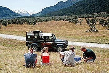 Getting Around New Zealand