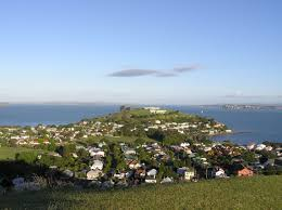 Beautiful view of the town of Aotearoa.