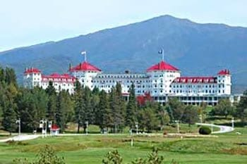 Mt Washington Hotel, New Hampshire's Grand Dame