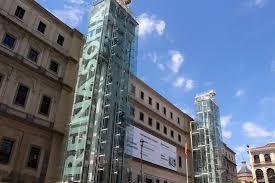 The Museo Nacional Centro de Arte Reina Sofia