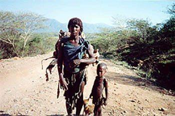 The Journey to Bahir Dar, Ethiopia