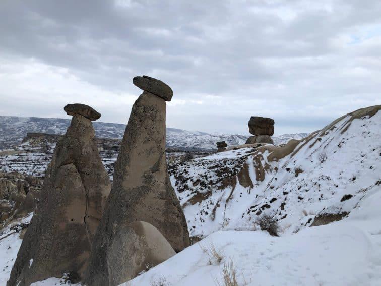 Blown Away in Cappadocia
