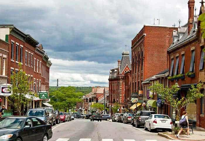 Belfast, Maine, a Treasure of the Coast