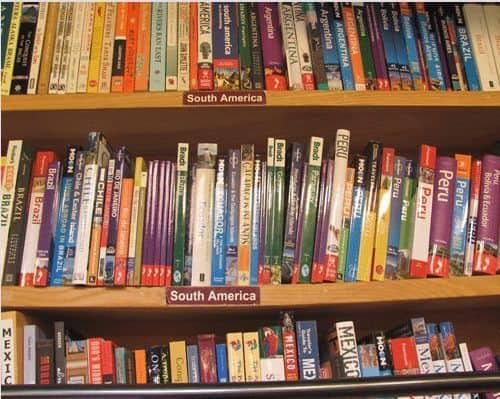 Travel Bookstores In The U S Amp Canada Gonomad Travel