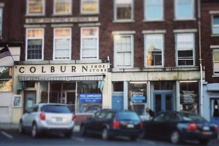 Colburns Shoe Store