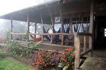 An 'Eco-Lodge' in Ecuador's Cloud Forest