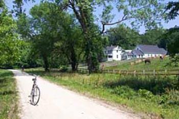 The Katy Trail – Bicycling through Missouri's Wine Region