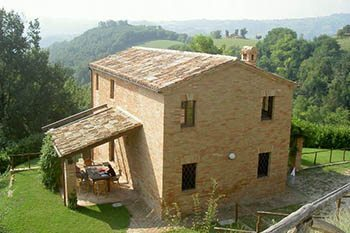 Renting a House in Le Marche, Italy