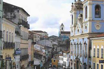 Salvador, Brazil: Second Port of Call