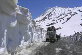 Ladakh The Hard Way: By Road