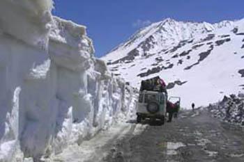 Ladakh The Hard Way: By Road