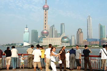 Shanghai: On the Cutting Edge of China's Economic Miracle