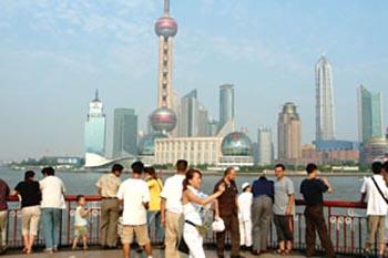 Shanghai, China: The Next Great World City