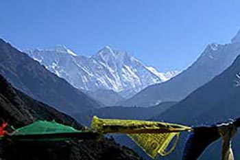 Hiking to the Base of Mt. Everest
