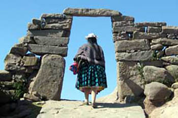 A Homestay with the Aymara on Lake Titicaca