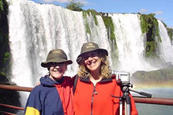 Argentina's Iguassu Falls: Niagara's Big Brother
