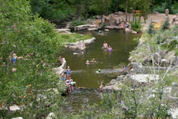 Grand County Colorado: Hot Springs and Hot Strings