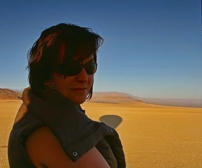 Author, Cindy-Lou Dale