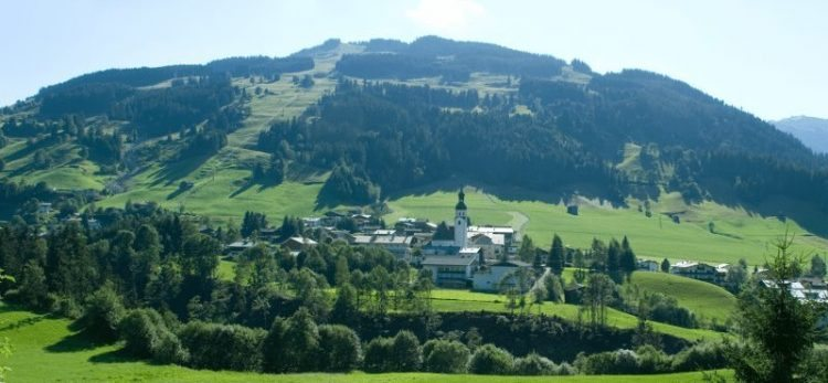 Jochbert, Austria, a hiker and biker's paradise. Max Hartshorne photos.