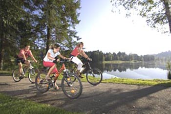 Hiking and Biking in Austria: Innsbruck, Salzburg, Grodig