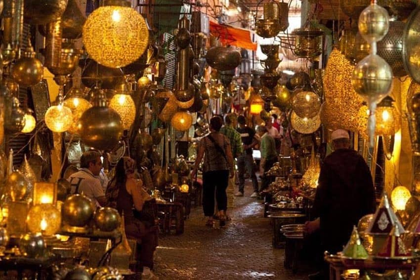 Marrakech: A Step Back in Time