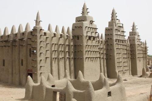 Mud-Mosque