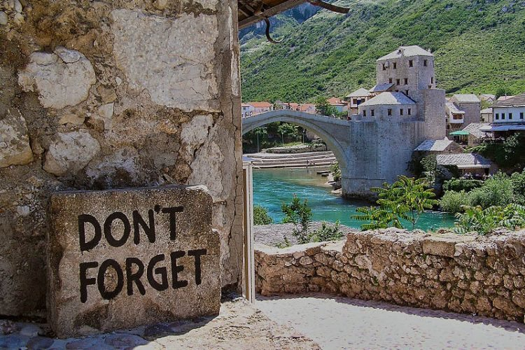 Bosnia, don't forget.