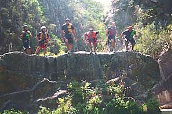 Mexico's Matacanes: Underwater Rivers, Cliff Jumping and Rappelling