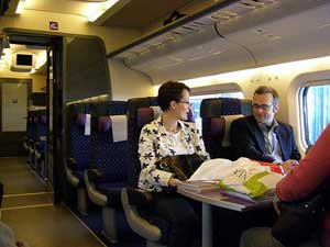 A Railway Tour of Sweden and Finland