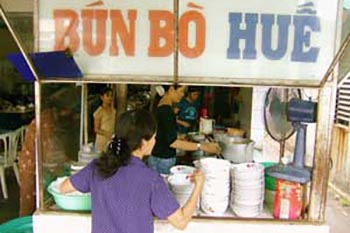 Hue, Vietnam: Try The Bun Bo Hue!