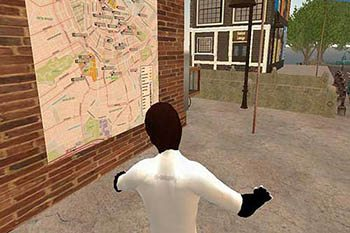 Visiting New Holland: A Photo Gallery From Second Life