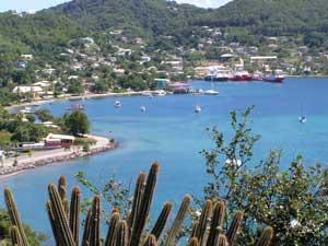 St. Vincent + Grenadines: A Pirate's Dream