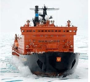 Visit the North Pole Aboard a Russian Icebreaker