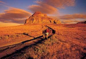 Saskatchewan: Grasslands National Park