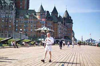 Quebec: A Spectacular City Year-round