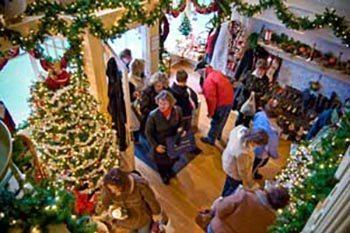 A Martha's Vineyard Christmas experience