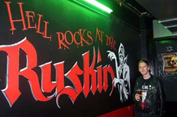 City of the Beast: A Heavy Metal Tour of London