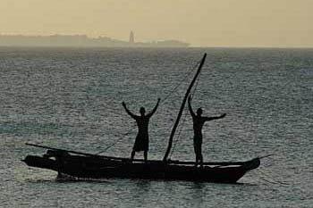 Zambia to Zanzibar: Train Ride to Paradise
