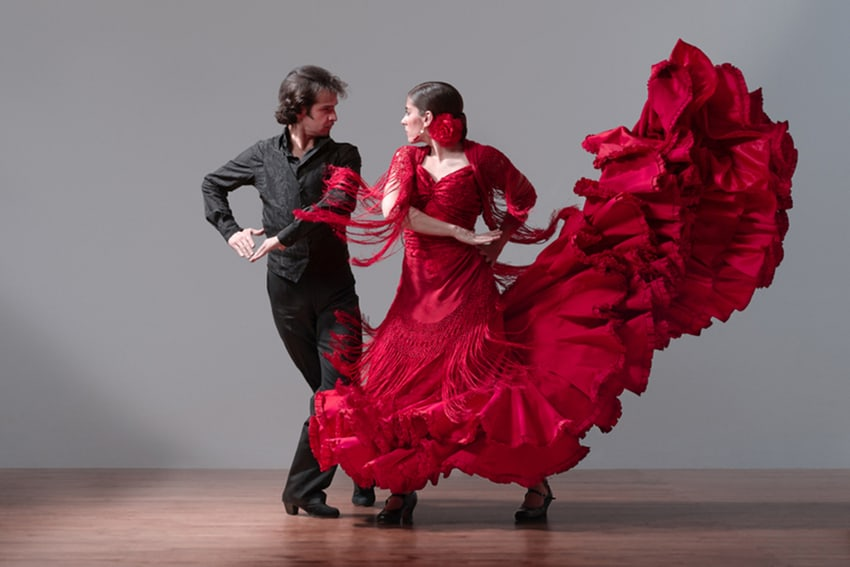 Spain: Seville's Flamenco Museum – Page Three