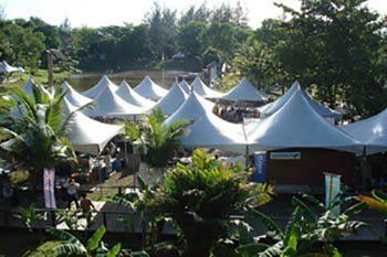 Malaysia: The Sarawak Rainforest Music Festival
