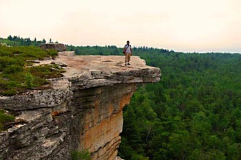 Upstate New York: Hiking the Gertrude's Nose Trail in the Shawangunks