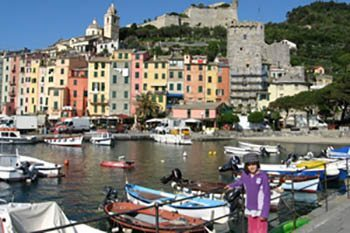 Portovenere, Italy: A Great Place to Vacation with Kids