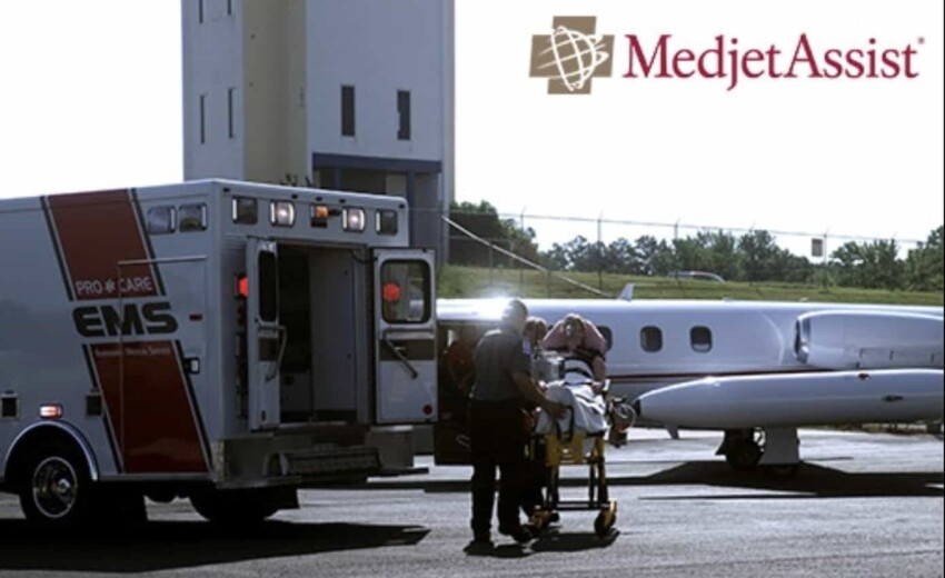 Medjet can get you medically evacuated to a hospital at home.